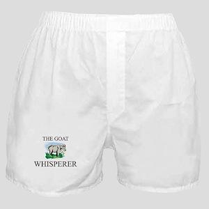 The Goat Whisperer Boxer Shorts