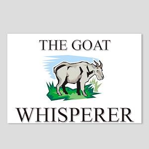 The Goat Whisperer Postcards (Package of 8)