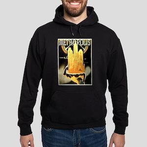 Worker Supporting City Hoodie (dark)