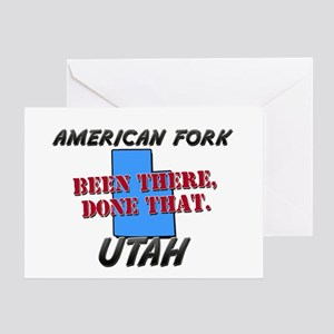 american fork utah - been there, done that Greetin