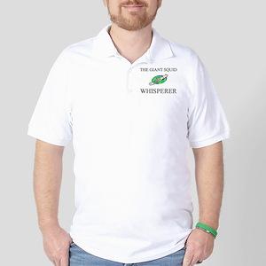 The Giant Squid Whisperer Golf Shirt