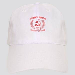 Vintage Soviet Weightlifting Cap