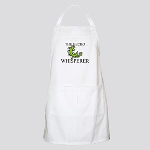 The Gecko Whisperer BBQ Apron