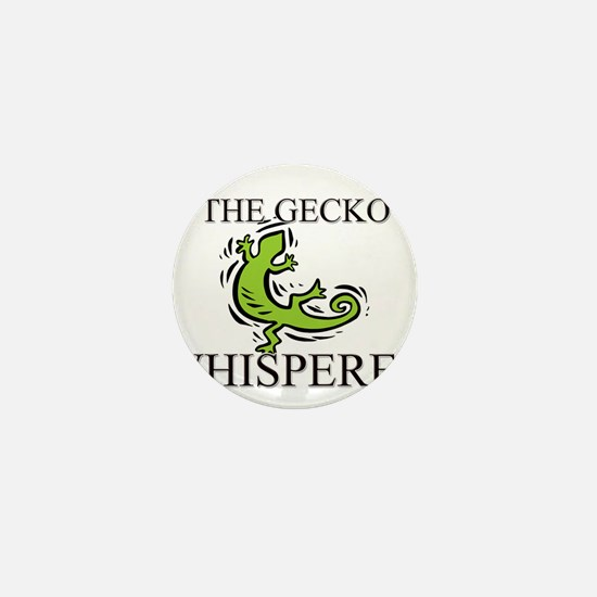The Gecko Whisperer Mini Button