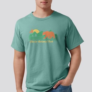 Glacier National Park Women's Dark T-Shirt