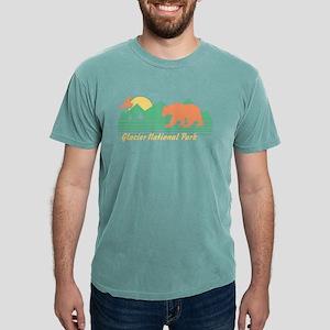 Glacier National Park Women's Dark T-Shirt
