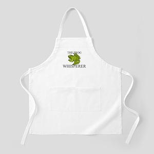 The Frog Whisperer BBQ Apron