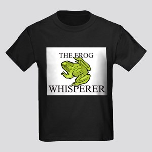 The Frog Whisperer Kids Dark T-Shirt