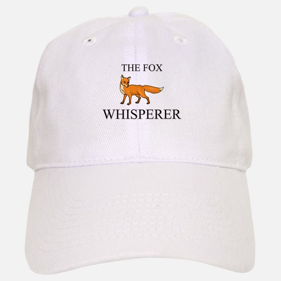 The Fox Whisperer Baseball Baseball Cap