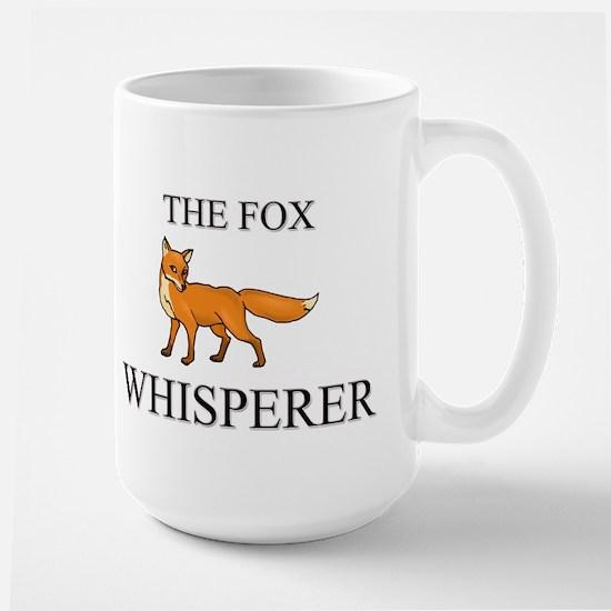 The Fox Whisperer Large Mug