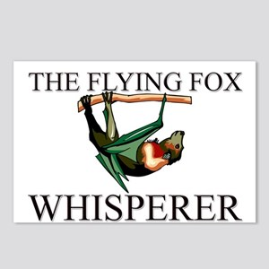 The Flying Fox Whisperer Postcards (Package of 8)