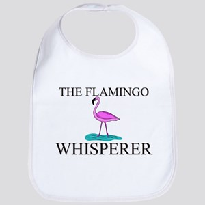 The Flamingo Whisperer Bib