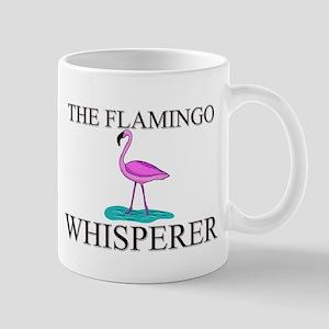 The Flamingo Whisperer Mug