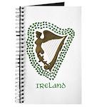 Irish Harp and Shamrock Journal