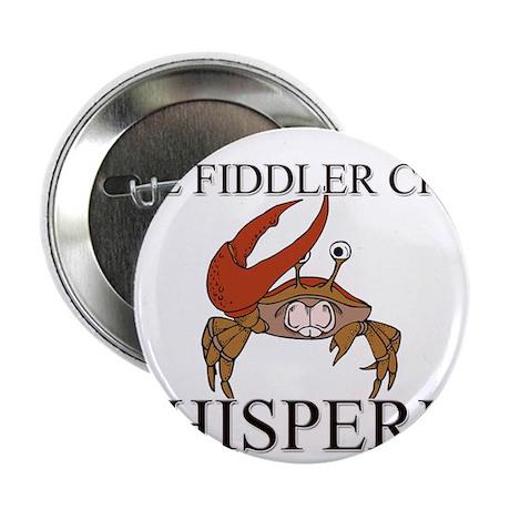 """The Fiddler Crab Whisperer 2.25"""" Button"""