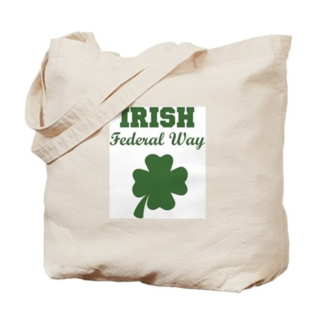 Irish Federal Way Tote Bag