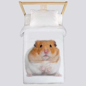 Chunk The Hamster Twin Duvet Cover