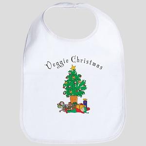 Veggie Christmas Bib