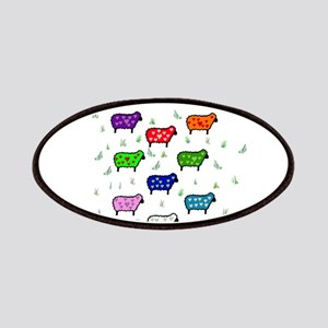 Chinese Year Of the Peaceful Sheep Patch