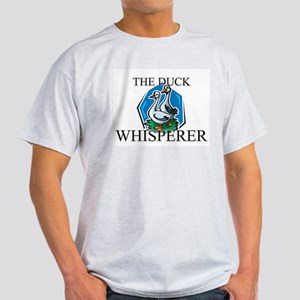 The Duck Whisperer Light T-Shirt