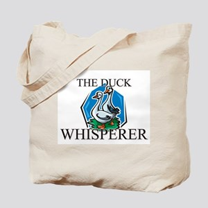 The Duck Whisperer Tote Bag