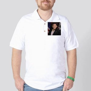 Kamala Harris Golf Shirt