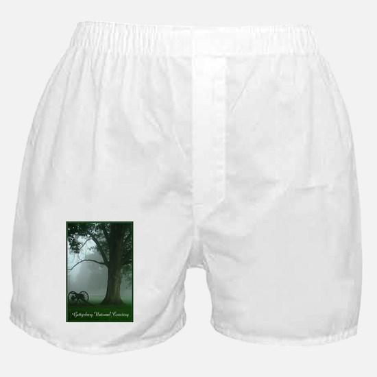 Gettysburg National Cemetery Boxer Shorts