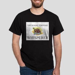 The Desert Tortoise Whisperer Dark T-Shirt