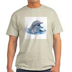 Happy Dolphin Light T-Shirt