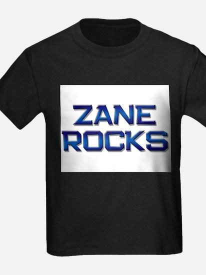 zane rocks T