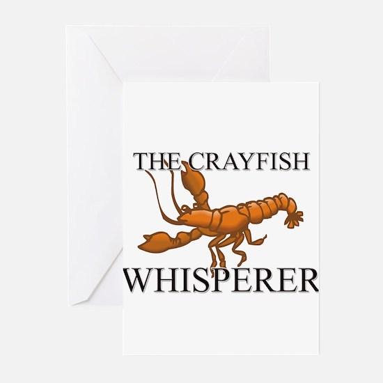 The Crayfish Whisperer Greeting Cards (Pk of 10)