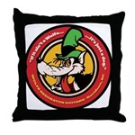 Wolfe Resoport Throw Pillow