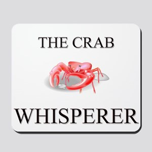 The Crab Whisperer Mousepad