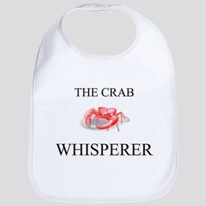 The Crab Whisperer Bib