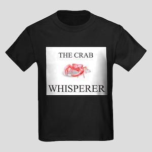 The Crab Whisperer Kids Dark T-Shirt