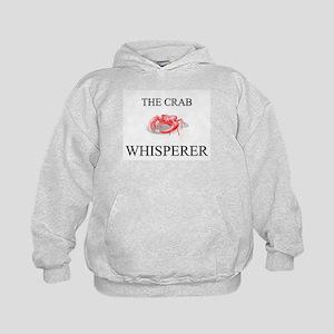 The Crab Whisperer Kids Hoodie