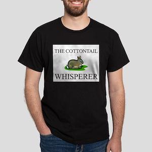 The Cottontail Whisperer Dark T-Shirt