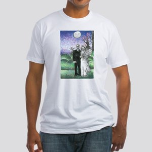 Undead Matrimony- Fitted T-Shirt