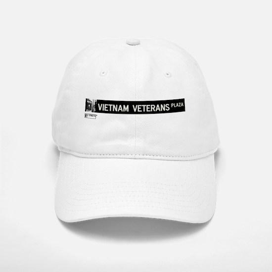 Vietnam Veterans Plaza in NY Baseball Baseball Cap