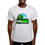 I LOVE GREEN Light T-Shirt