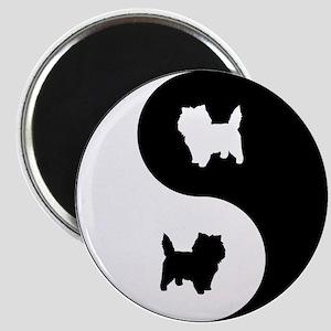 Yin Yang Cairn Magnet