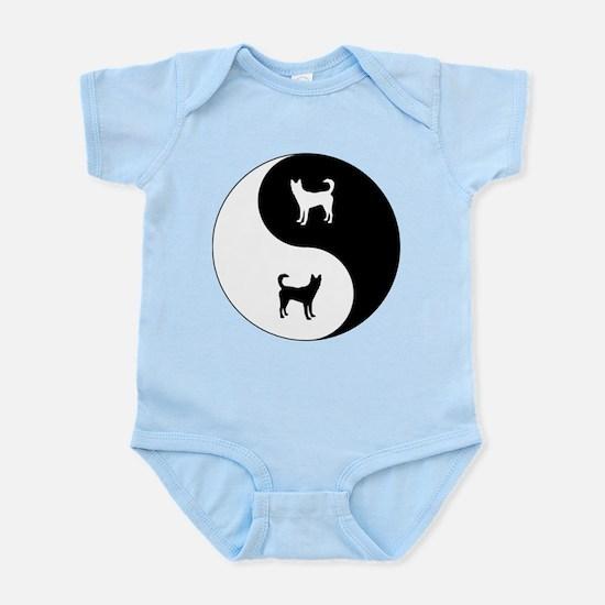 Yin Yang Canaan Infant Bodysuit