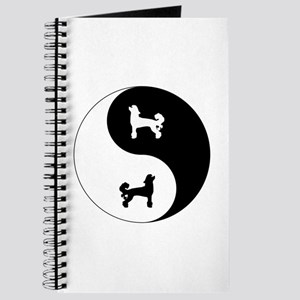 Yin Yang Chinese Crested Journal