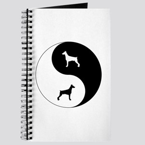Yin Yang Doberman Journal