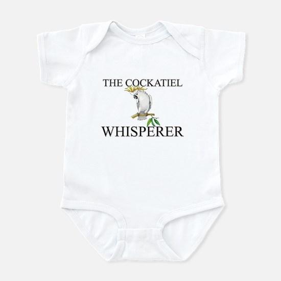 The Cockatiel Whisperer Infant Bodysuit