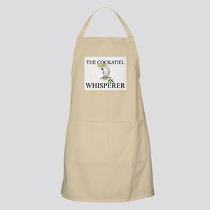 The Cockatiel Whisperer BBQ Apron