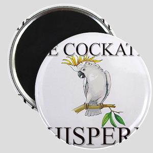The Cockatiel Whisperer Magnet