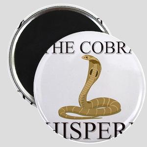 The Cobra Whisperer Magnet