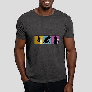 Three Freedoms Dark T-Shirt