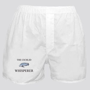 The Cichlid Whisperer Boxer Shorts